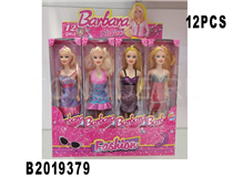 12PCS  DOLL (HARD BODY)